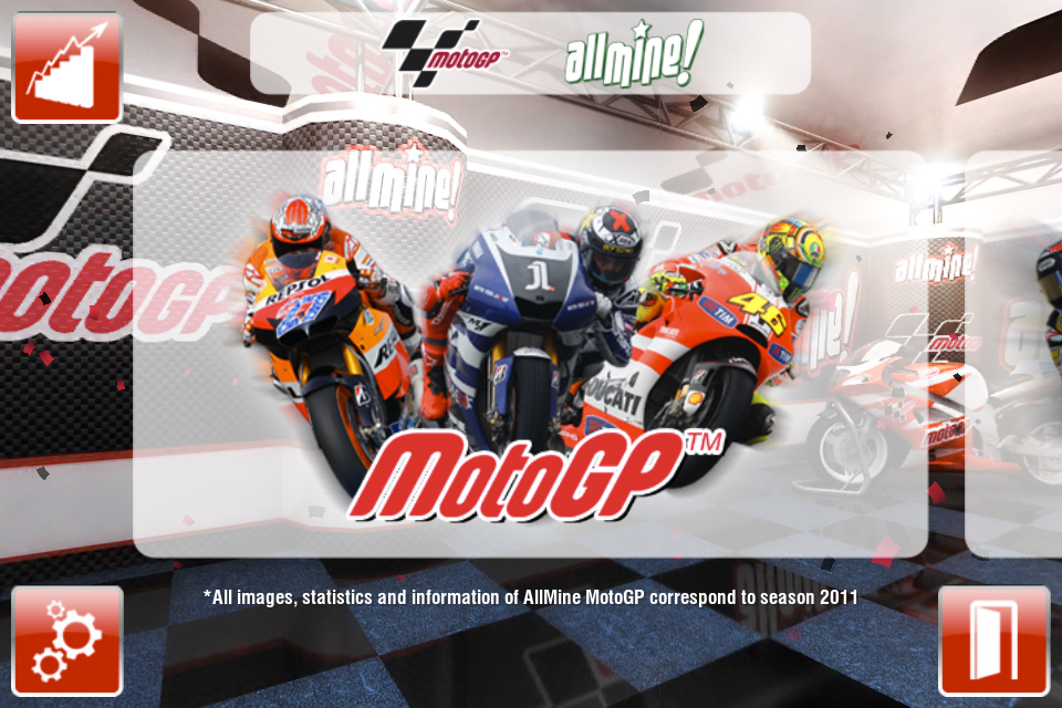 Screenshot AllMine MotoGP Pro